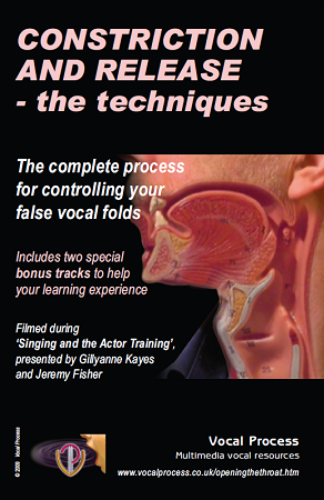 Constriction and Release The Techniques DVD