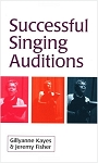 Successful Singing Auditions book