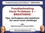 Webinar 16 Troubleshooting Vocal Problems 1 - Breathing!