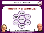 Webinar 3 What's in a Warmup
