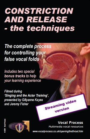 Constriction and Release - The Techniques DVD Streaming version
