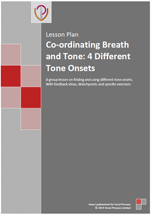 Lesson Plan: Co-ordinating Breath and Tone