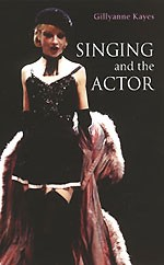 Singing and the Actor book