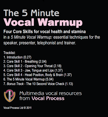 voice training tips for singers pdf