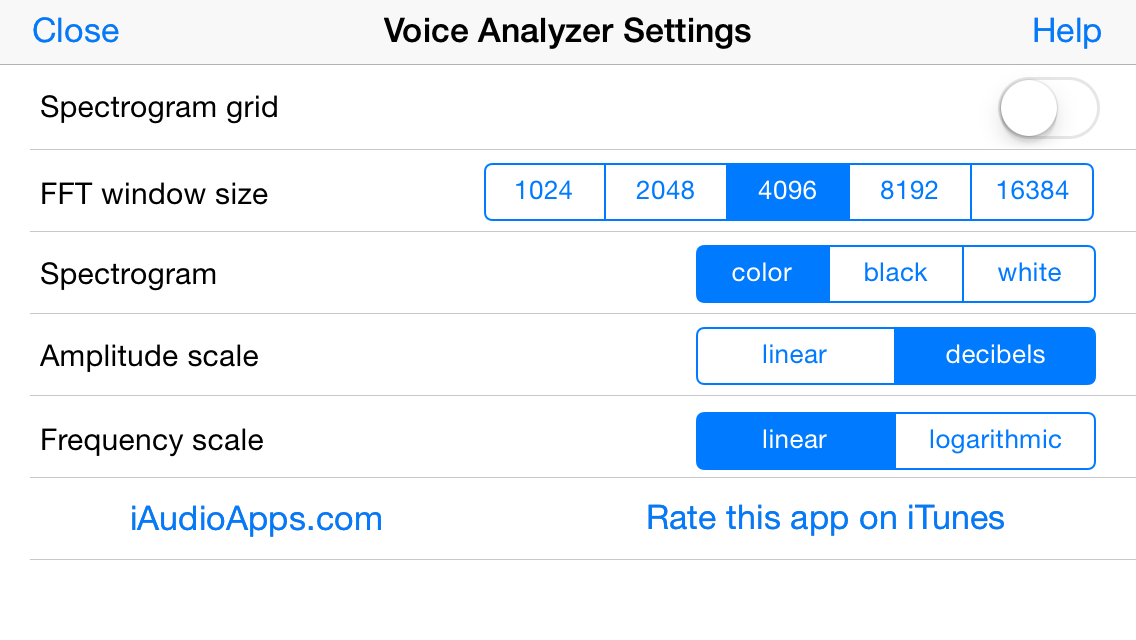 Six of the best   iOS vocal analysis apps for Singing