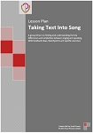 Lesson Plan: Taking Text Into Song
