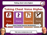 Webinar 7 Taking Chest Voice Higher