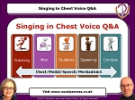 Webinar 9 Chest Voice Q&A