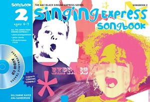 Singing Express 2 Songbook