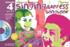 Singing Express 4 Songbook